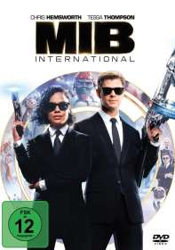 F. Gary Gray: Men in Black: International, DVD