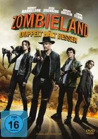 Ruben Fleischer: Zombieland 2: Doppelt hält besser, DVD