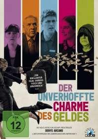 Denys Arcand: Der unverhoffte Charme des Geldes, DVD