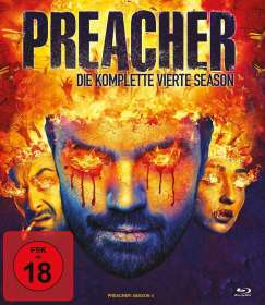 Preacher Season 4 (Blu-ray), BR