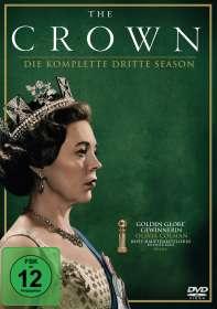 The Crown Staffel 3, DVD