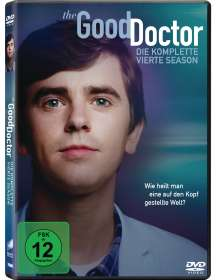 The Good Doctor Staffel 4, DVD