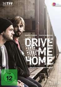 Simone Catania: Drive Me Home (OmU), DVD