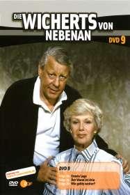 Rob Herzet: Die Wicherts von nebenan DVD 9, DVD