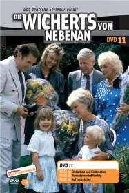 Rob Herzet: Die Wicherts von nebenan DVD 11, DVD