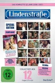 Lindenstraße Staffel 12 (Limited Edition), DVD