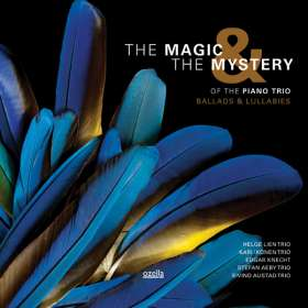 The Magic & The Mystery Of The Piano Trio: Ballads & Lullabies, CD