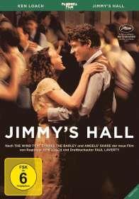 Ken Loach: Jimmy's Hall, DVD