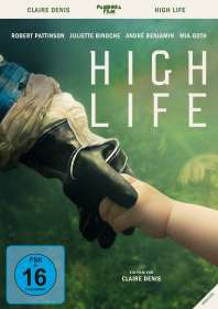 Claire Denis: High Life (2018), DVD