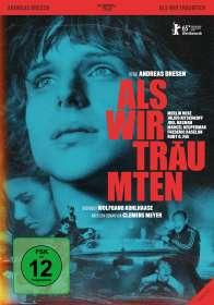 Andreas Dresen: Als wir träumten, DVD