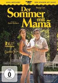 Anna Muylaert: Der Sommer mit Mamã, DVD