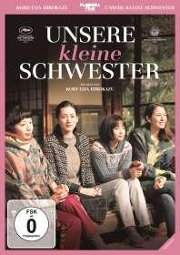 Hirokazu Kore-eda: Unsere kleine Schwester, DVD