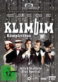 Michael Pfleghar: Klimbim (Komplettbox), DVD