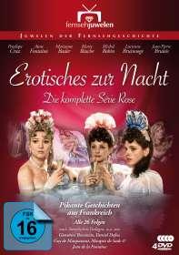 Juan Luis Bunuel: Erotisches zur Nacht - Die komplette Série Rose, DVD