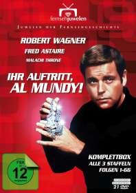 Ihr Auftritt, Al Mundy! (Komplettbox), DVD