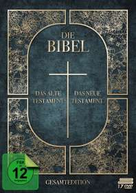 Roger Young: Die Bibel (Gesamtedition), DVD