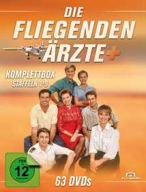 Brendan Maher: Die fliegenden Ärzte (Komplette Serie), DVD