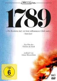 Ariane Mnouchkine: 1789 (OmU), DVD