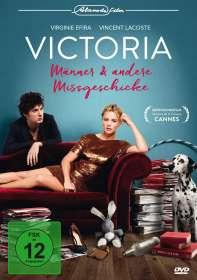 Justine Triet: Victoria - Männer & andere Missgeschicke, DVD