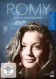 Hans-Jürgen Syberberg: Romy Schneider - Portrait eines Gesichts (Director's Cut), DVD