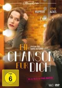 Bavo Defurne: Ein Chanson für Dich, DVD