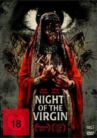 Roberto San Sebastian: The Night of the Virgin, DVD