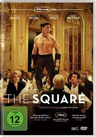 Ruben Östlund: The Square (2017), DVD