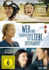 Kerstin Polte: Wer hat eigentlich die Liebe erfunden?, DVD