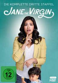 Jennie Snyder Urman: Jane the Virgin Staffel 3, DVD