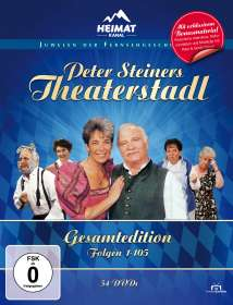 Hubert Holzner: Peter Steiners Theaterstadl (Gesamtedition), DVD
