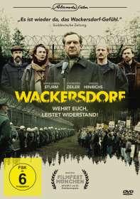 Oliver Haffner: Wackersdorf, DVD