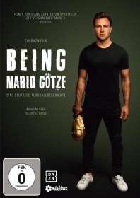 Aljoscha Pause: Being Mario Götze, DVD