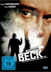 Kommissar Beck Staffel 1, DVD