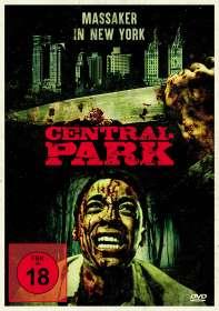 Justin Reinsilber: Central Park, DVD