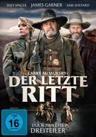 Joseph Sargent: Der letzte Ritt, DVD