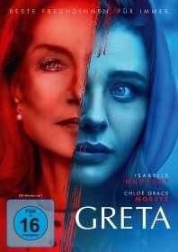Neil Jordan: Greta (2018), DVD