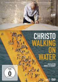 Andrey Paounov: Christo - Walking on Water, DVD
