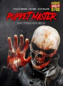 Tommy Wiklund: Puppet Master (2018) (Blu-ray & DVD im Mediabook), BR