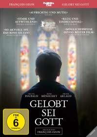 Francois Ozon: Gelobt sei Gott, DVD