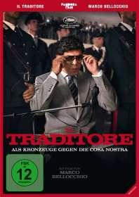 Marco Bellocchio: Il Traditore, DVD