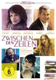 Olivier Assayas: Zwischen den Zeilen, DVD