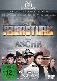 Dan Curtis: Feuersturm und Asche (Komplette Serie), DVD