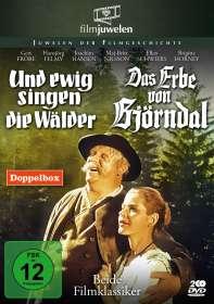 Paul May: Und ewig singen die Wälder / Das Erbe von Björndal, DVD