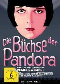 Georg Wilhelm Pabst: Die Büchse der Pandora (Blu-ray & DVD im Mediabook), BR