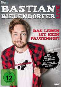 Bastian Bielendorfer Live - Das Leben ist kein Pausenhof, DVD