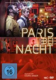 Cédric Anger: Paris bei Nacht (2018), DVD