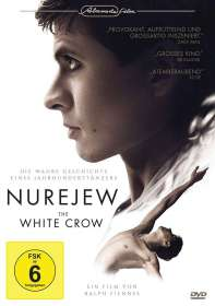 Ralph Fiennes: Nurejew - The White Crow, DVD