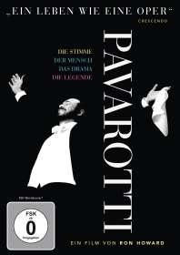 Ron Howard: Pavarotti (2019), DVD