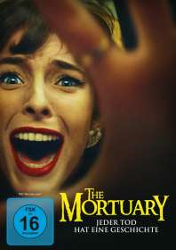 Ryan Spindell: The Mortuary, DVD