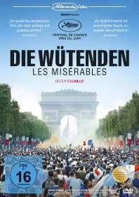 Ladj Ly: Die Wütenden, DVD